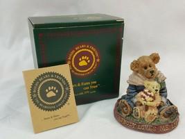 """Boyds Bears """"Nana Quignapple w/Taylor If Mom Says No..."""" 2000 SE 228331 ... - $5.95"""