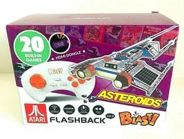 Atari Flashback Blast Asteroids 20 Built-in Games HDMI Dongle Wireless Volume 2 - $19.99