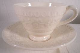 Wedgwood Wellesley Cup and Saucer Set - $23.72