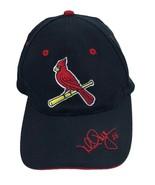 Mark McGwire #25 Men's SGA St. Louis Cardinals Baseball Navy Blue Hat Cap - $12.86
