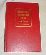A Guide Book of United States Coins 13th Edition Red Book Hardback 1960 ... - $11.87