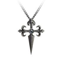 Santiago Cross Pendant by Alchemy Gothic - $18.95