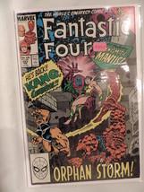 #323 Fantastic Four 1988 Marvel Comics A845 - $3.99