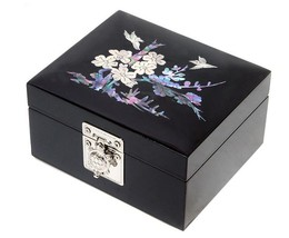 asia jewelry box  - $55.00