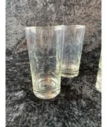 Vintage Set of 4 Highball Glasses - $98.99