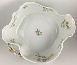 Haviland Limoges Schleiger 53 (var.) Serving vegetable bowl - $85.00
