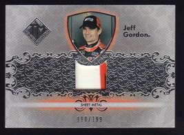 2012 Press Pass Total Memorabilia Jeff Gordon Sheet Metal #110/199 - $39.99
