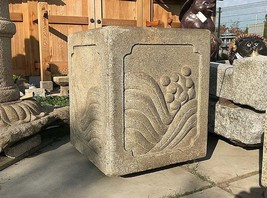Antique Meiji Period Japanese Tsukubai Square - 0301-0077 - $2,800.00