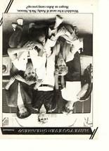 Duran Duran teen magazine pinup clipping Teen Machine by a bus 1980's - $1.50
