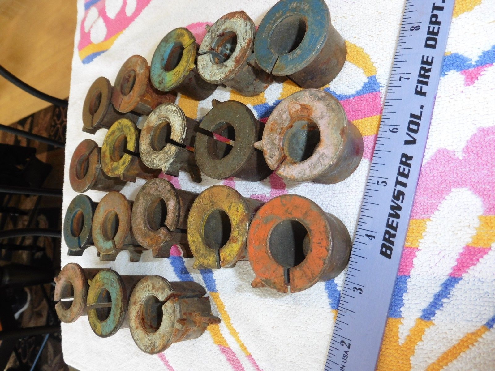 Lot of 18 Adjusting Blocks Ford camber and 50 similar items