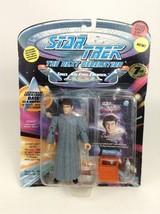 Star Trek The Next Generation Data as a Romulan Sealed 1993 Playmates To... - $10.64