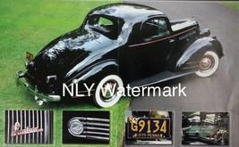 Pontiac '35 Doctor's Coupe Print Ad  16 1/4  X  10 3/4 - $9.97