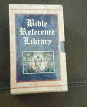 "Bible Reference Library, 3 Book Boxed Set:  ""BRAND NEW BEAUTIFUL SET"" - $7.99"