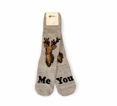 American Eagle Women's Christmas Crew Socks - $8.00