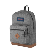 NEW JanSport CITY VIEW Heathered Gray Backpack Book Bag  - $33.15