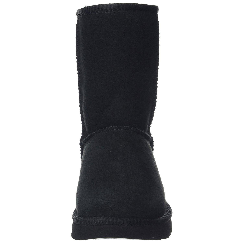 UGG Women's Classic Short II Black 1016223-BLK