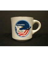 Columbia ENGLE-TRULY Collectible NASA  Mug - $6.99