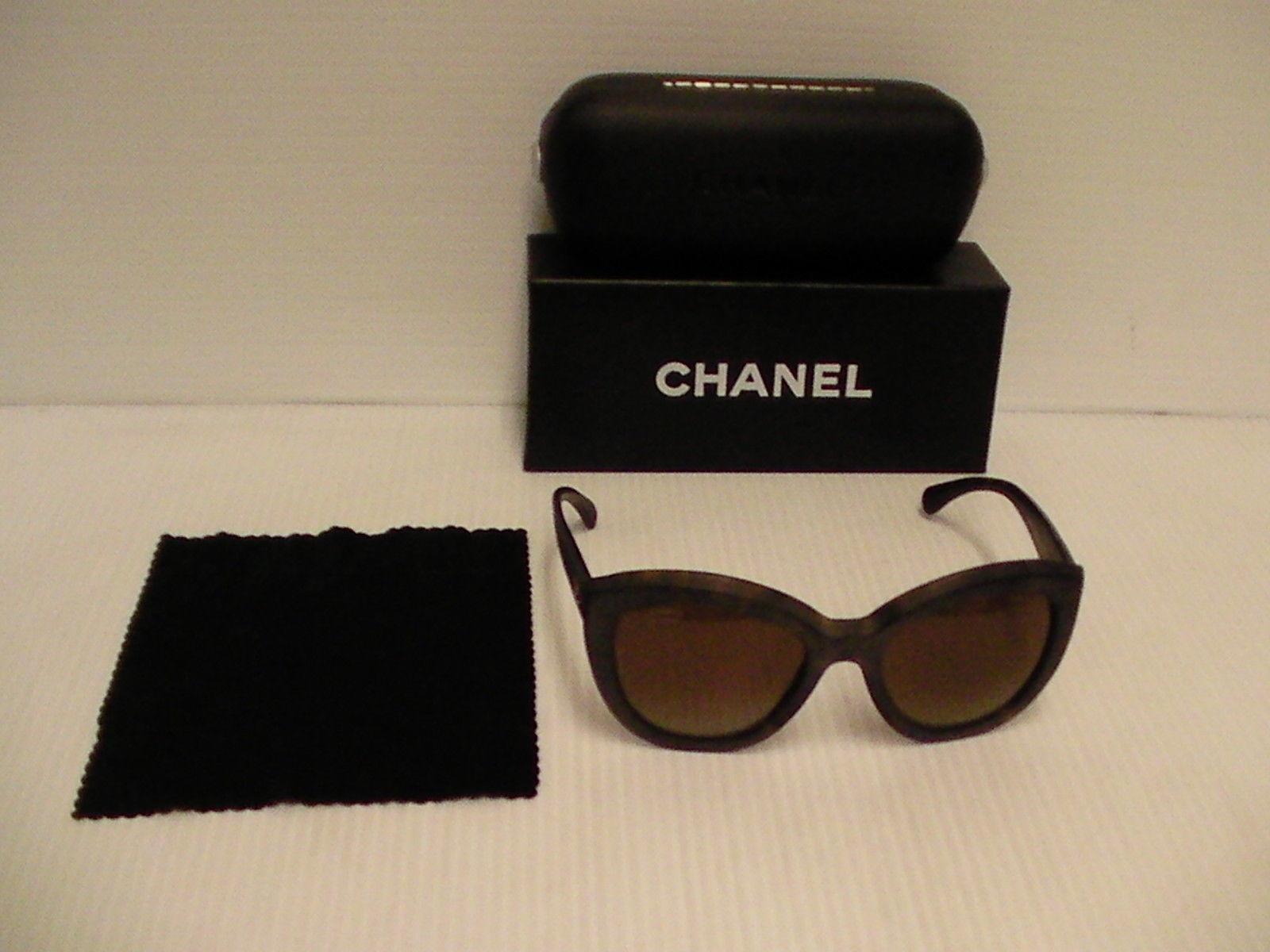 d4c72db8100 Authentic chanel sunglasses 5332 714 s9 polarized brown lenses -  217.75