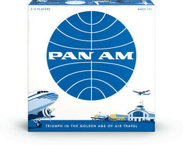 Funko Games Pan Am Strategy Board Game 48719 NEW FREE SHIPPING - $34.64