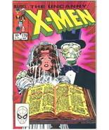 The Uncanny X-Men Comic Book #179 Marvel Comics 1984 NEAR MINT NEW UNREAD - $8.79