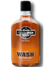 AGADIR Men Hair and Body Wash, 17 oz