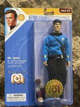 "MR SPOCK 8"" MEGO Action Figure - Classic Star Trek TV Series w Tribbles - $24.65"