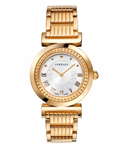 Versace P5Q80D001S080 vanity quartz ladies watch - $2,586.31