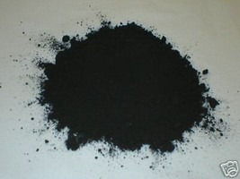 920-05 Black Concrete Cement Powder Color 5 Lbs. Makes Stone Paver Tiles Bricks  image 1