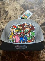 Nintendo Super Mario Bros Kart Donkey Kong Yoshi New Hat Cap Bioworld - $24.74