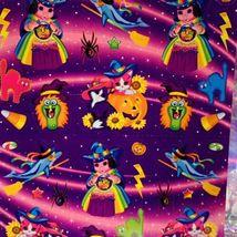 VHTF MINT Vintage Lisa Frank Pigarella Fortune Teller Halloween Stickers S319 image 4