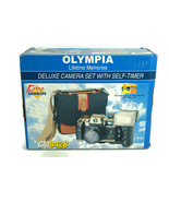 Olympia Deluxe Camera Set w/ Carry Bag GM8426 Never Used - $46.72
