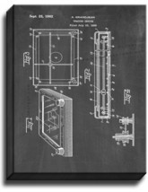 Etch A Sketch Tracing Device Patent Print Chalkboard on Canvas - $39.95+
