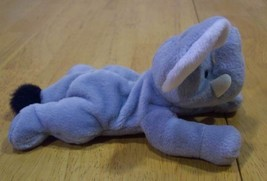 Kellytoy Jungle Bean Pals Elephant Stuffed Animal New - $15.35