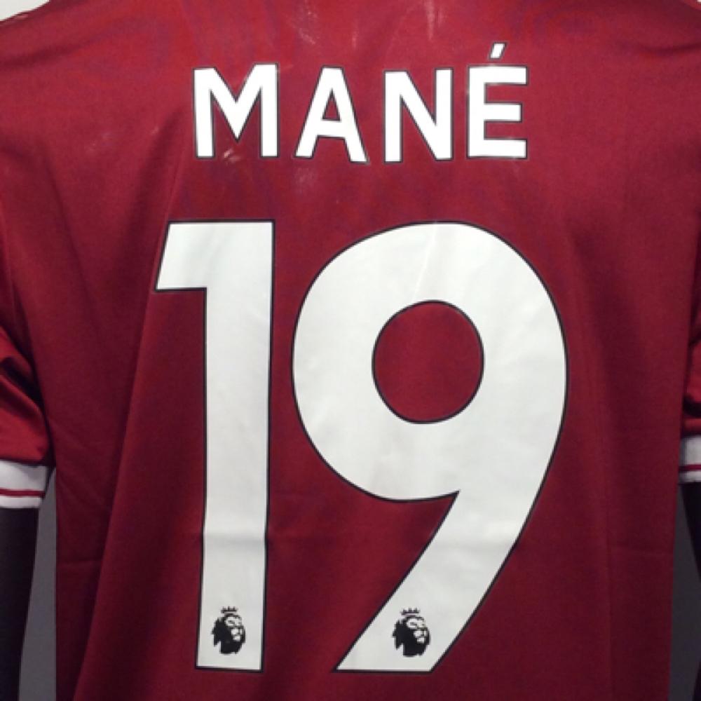 5e87ee24256 2017-18 Liverpool New Balance Sadio Mane  19 and 50 similar items