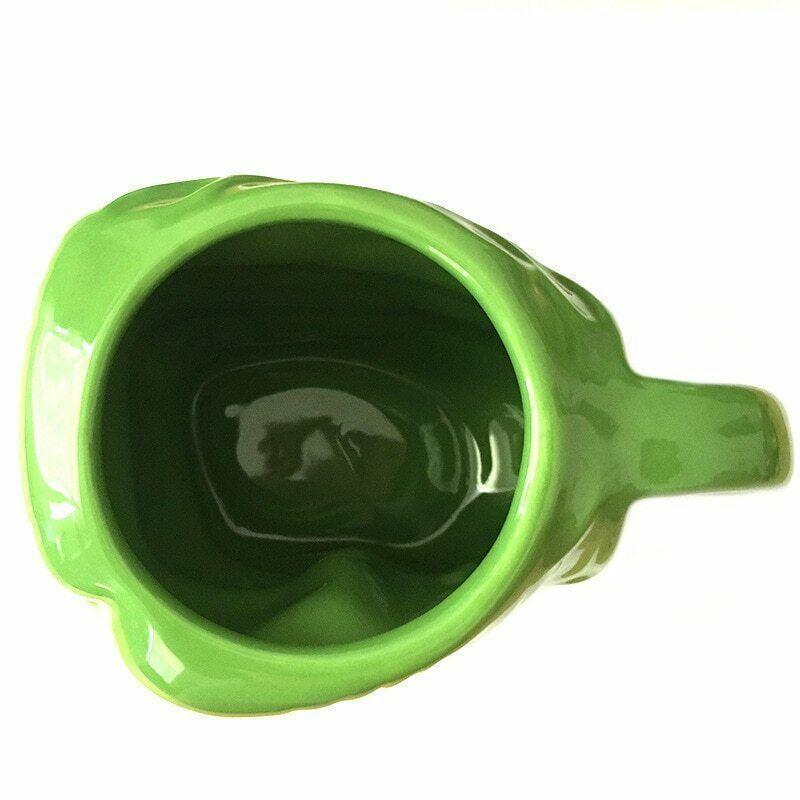 LOULONG® Creative Super Hero The Incredible Hulk Fist Power Packing Green Film
