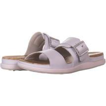 Clarks 887 Slip On Sport Sandals, White 768, White, 6.5 US - $24.95