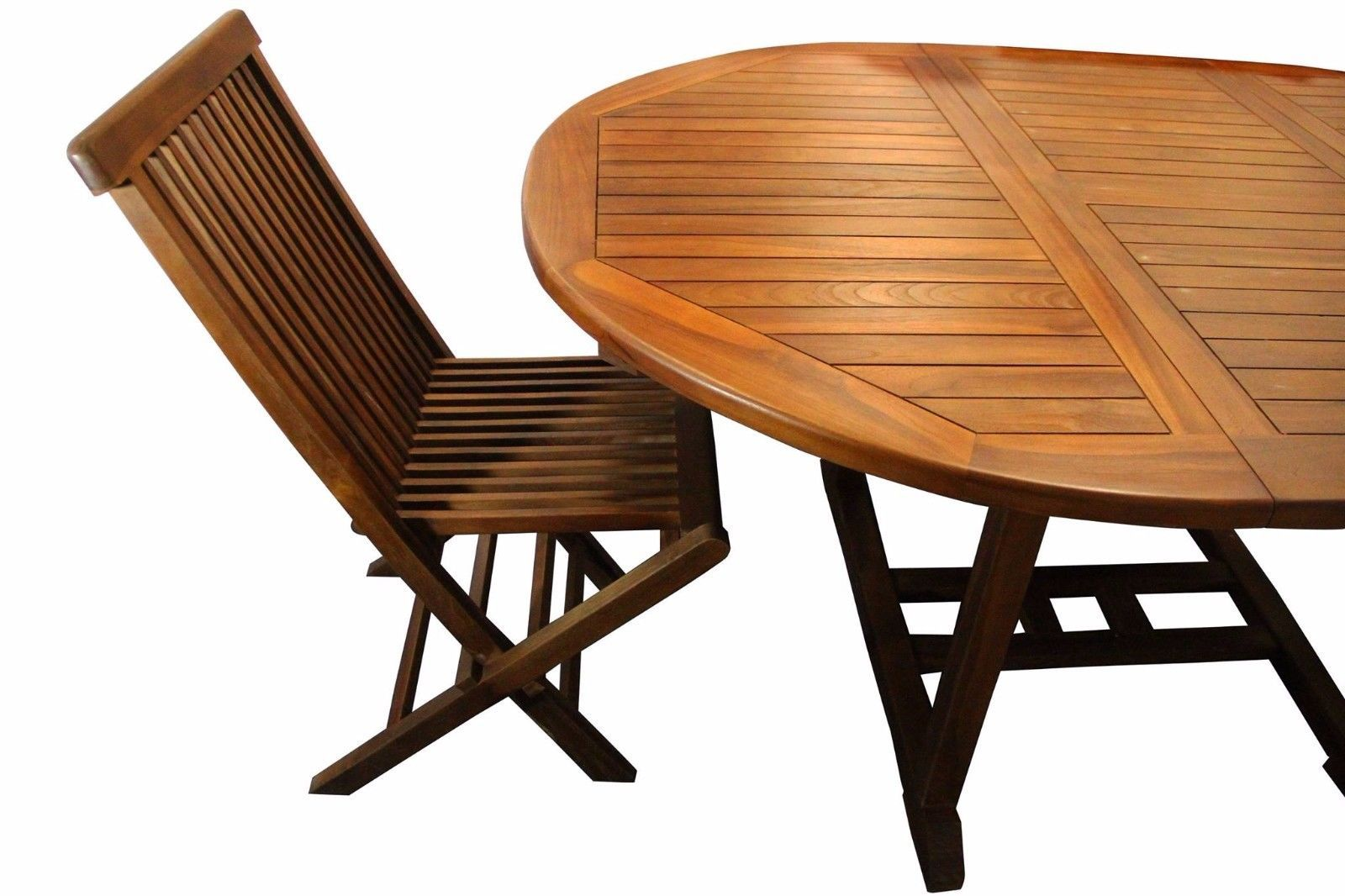 Ala Teak Indoor Outdoor Dining Waterproof Teak Wood Garden