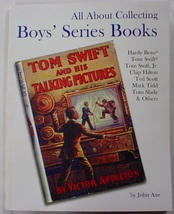 All About Collecting Boys' Series Books pb Hardy Boys Tom Swift Ken Holt... - $15.00