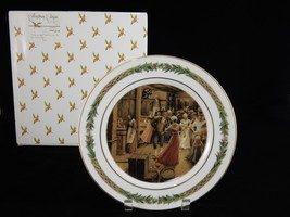 Department 56 Christmas Classic Collector Plate ~ No. IV Yo Ho My Boys - $28.49