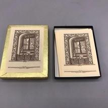 Vintage Ex Libris Bookplate - $6.92