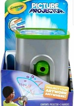 Crayola Picture Projector Night Light Projector Kids Flashlight Gift Age 5+ NIB image 2