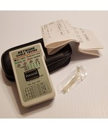 Network Cable Tester Model 251450.   - $20.00