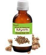 Myrrh Oil- Pure & Natural Essential Oil- 5ml Commiphora Myrrha by Bangota - $10.81