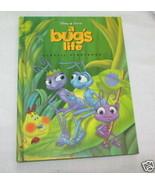 DISNEY PIXAR A BUG'S LIFE STORYBOOK ILLUSTRATED 1998 MOUSEWORKS CLASSICS - $12.38