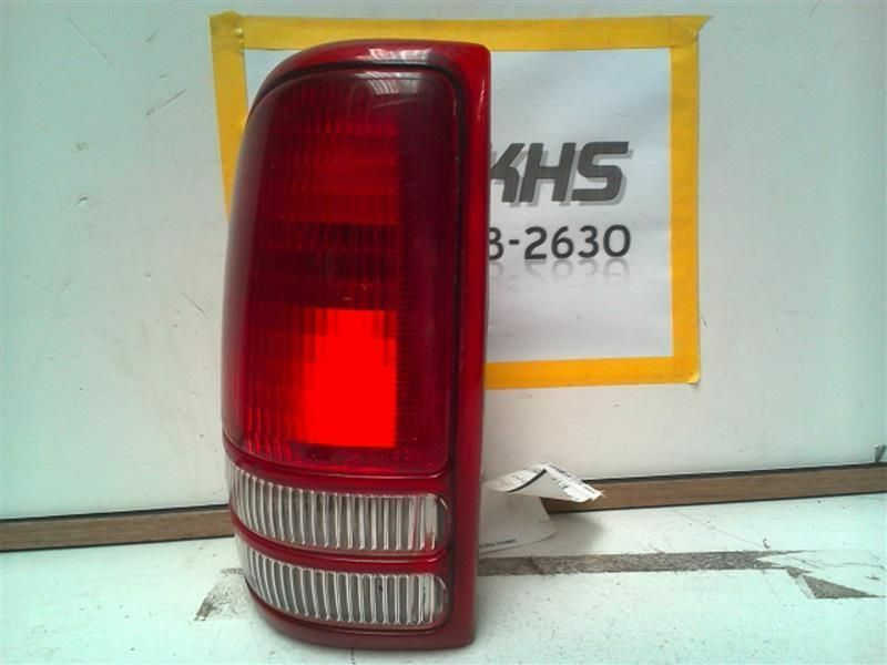 Primary image for Driver Tail Light Amber-red-white Lens Fits 98 EXPLORER 93176