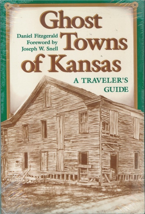 Ghost Towns of Kansas