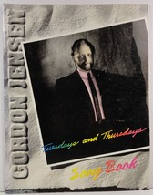 Tuesdays and Thursdays Song Book by Gordon Jensen - $8.99