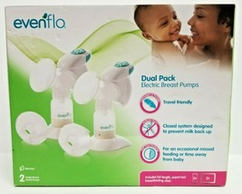 Evenflo  Dual Pack Electric Breast Pumps (517321) - $55.03