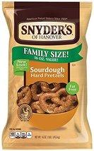 Snyder's of Hanover Sourdough Hard Pretzels, 16 oz - $14.99