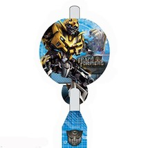 Transformer 2 Revenge of The Fallen Party Favors Blow Outs 8 Ct Birthday... - $4.46
